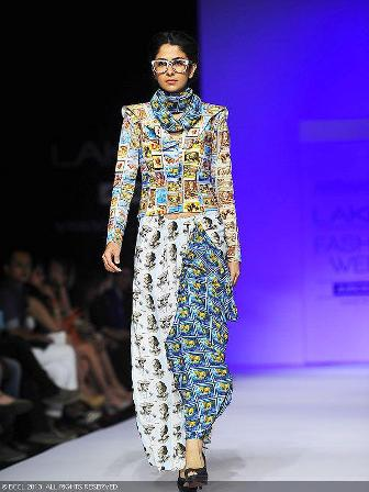Aarti Vijay Gupta at Lakme Fashion Week Summer Resort 2013