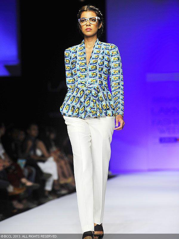 Lakme Fashion Week S/R 2013