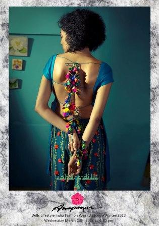 Designer Anupama Dayal