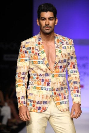AVG at Lakme Fashion Week
