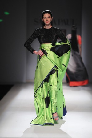 Masaba for Satya Paul at WIFW 2013 Day 1 Collection Review