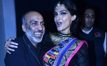 SONAM KAPOOR AND MANISH ARORA