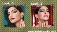 Six Looks of Sonam Kapoor by Namrata Soni