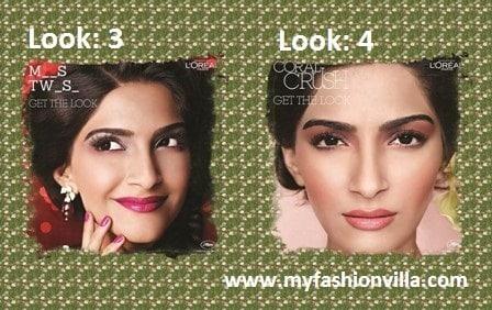 sonam kapoor looks cannes 2013