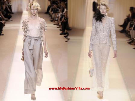 Armani Prive Paris Fashion Week 2013