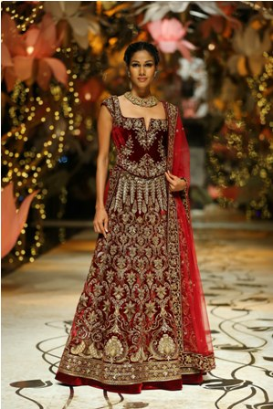 Rohit Bal India Bridal Fashion Week 2013
