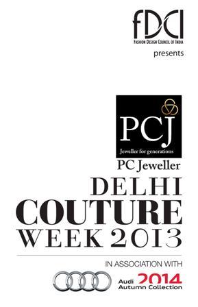 PCJ Delhi Couture Week