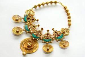 Apala Turquoise Aura Necklace