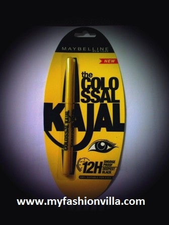 The New Colossal Kajal by Maybelline New York India: My Review