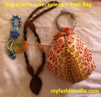Giveaway October 2013 : Win Craftsvilla Fashion Accessories For Festive Season (Closed)