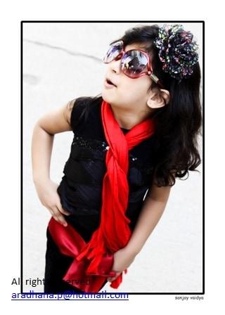 modeling portfolio - Teeya Patel
