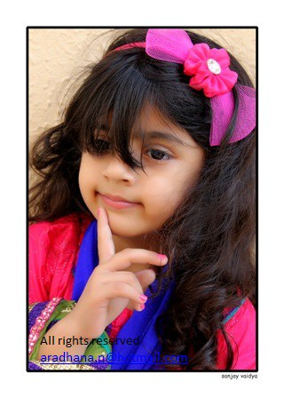 kids model portfolio