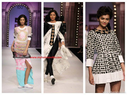 Highlights of Wills Lifestyle India Fashion Week Spring Summer 2014: Day 1
