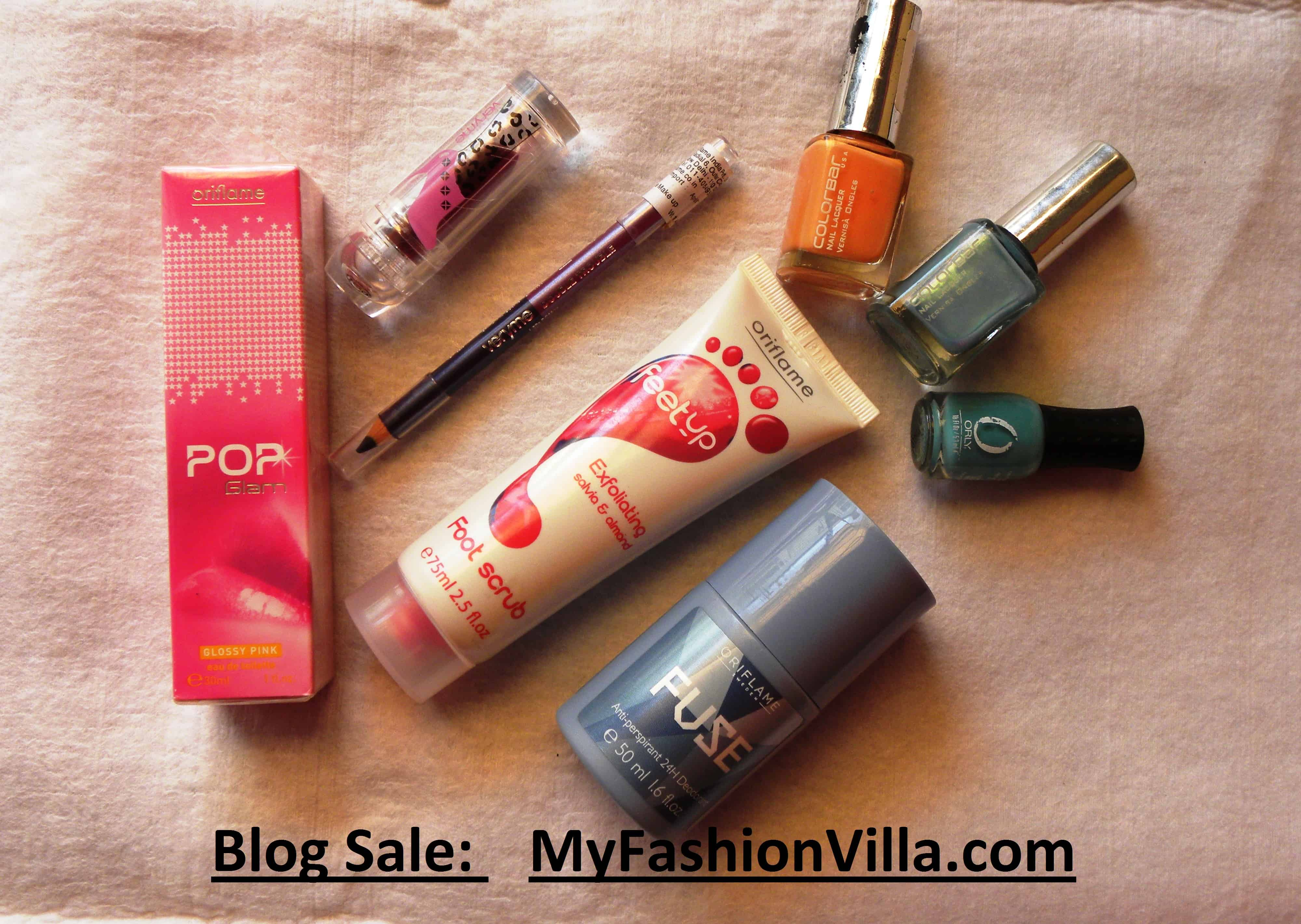 Beauty Blog Sale on Myfashionvilla.com – Skincare, Makeup & More