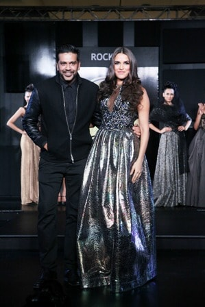Rocky S and Neha Dhupia