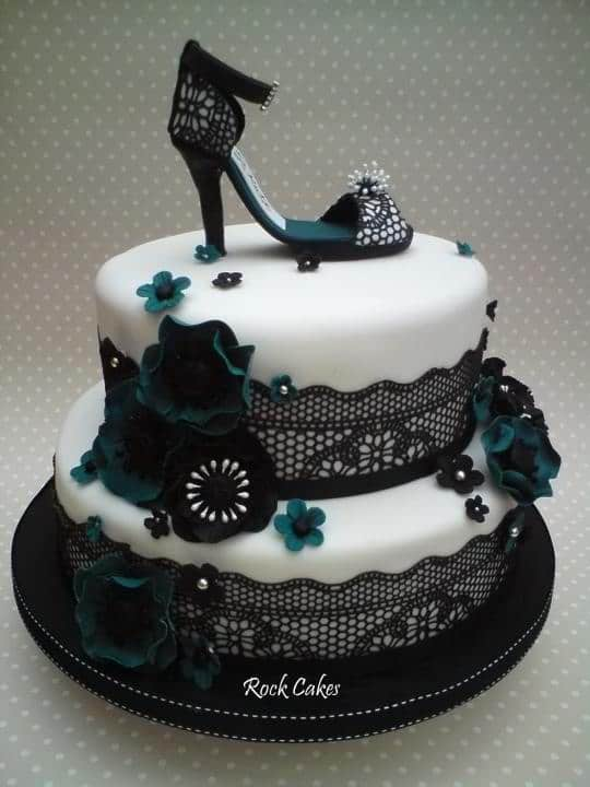 Fashionista Cakes for fashion girl