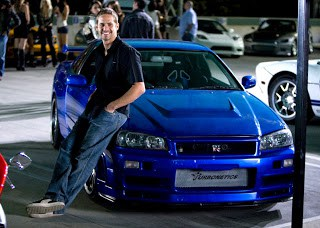 Paul-Walker-Withhiscar