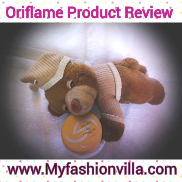 Oriflame Giordani Gold Body Cream Review