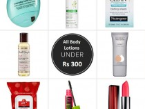 Winter Body Lotions under 300 rs