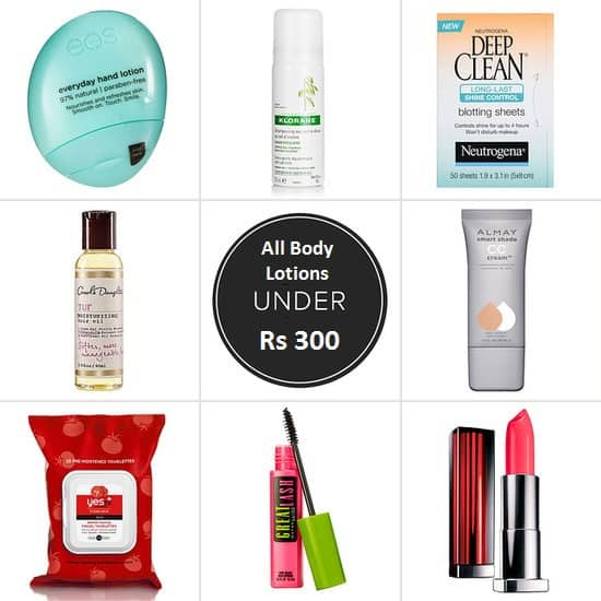 5 Best Body Creams and Body Lotion under Rs 300: Winter Special