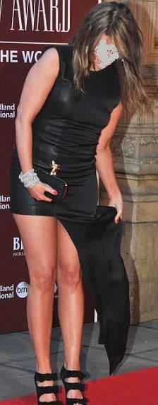 uncomfortable short dress