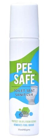 Pee Safe Toilet Seat Sanitizer