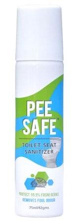 Pee Safe Toilet Seat Sanitizer