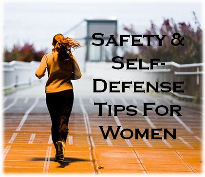 Must have Self Defence & Personal Safety Products for Women