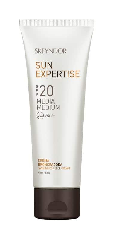 SKEYNDOR_SUN EXPERTISE_Tanning control cream SPF 20