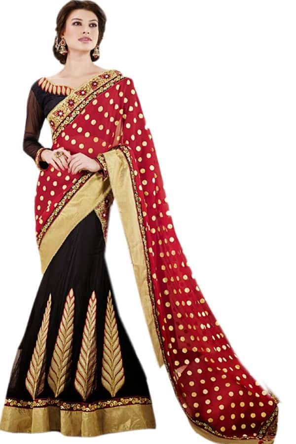 bridal saree india