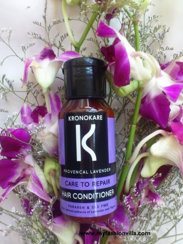 Kronokare Provencal Lavender conditioner
