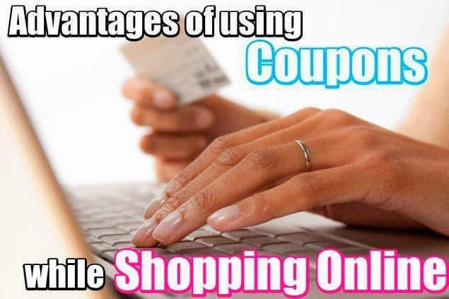 advantages of using coupons