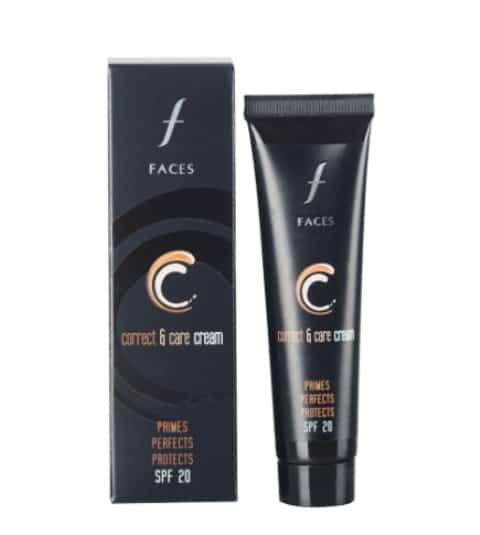 FACES CANADA CC Cream