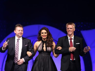 Mr. Mirek Kopriva, Ms. Huma Qureshi and Mr. Niklas Frisk