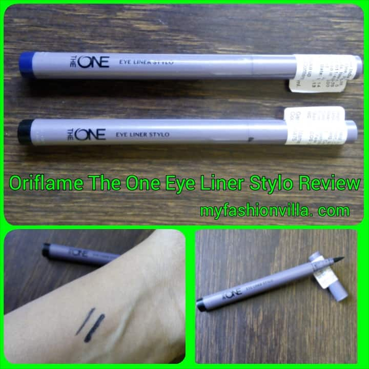 Oriflame The One Eye Liner Stylo Black and Blue