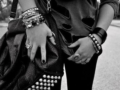 Studs and Spikes Fashion