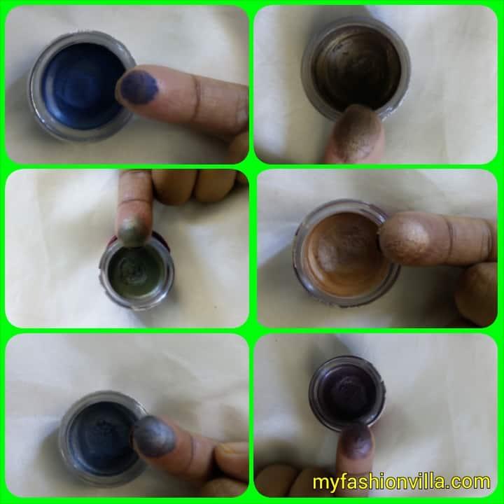 Oriflame The One Colour Impact Cream Eye Shadow