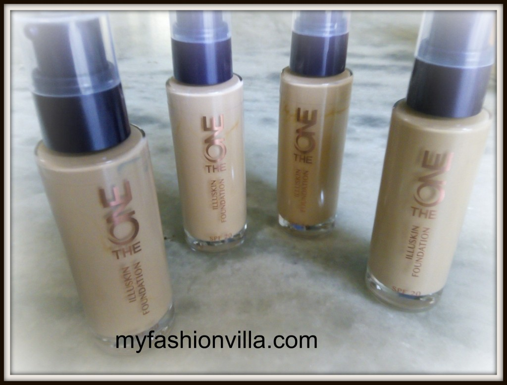 Oriflame The One IlluSkin Foundation Review