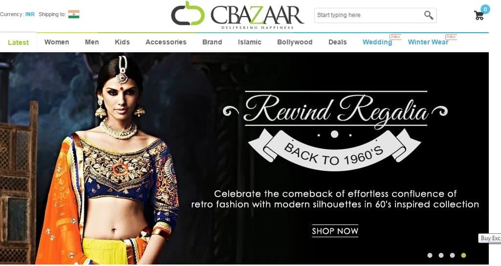 cbazaar website