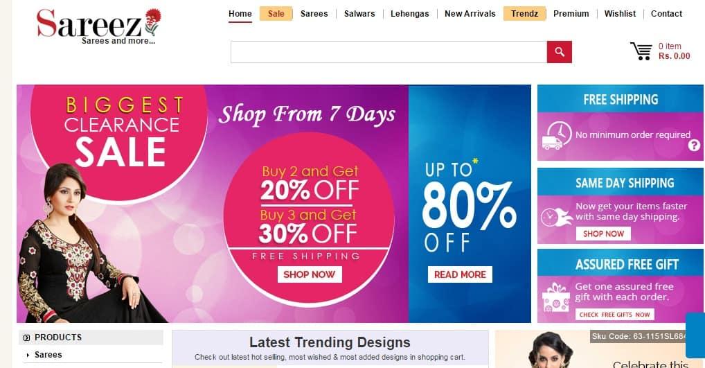 sareez dotcom review