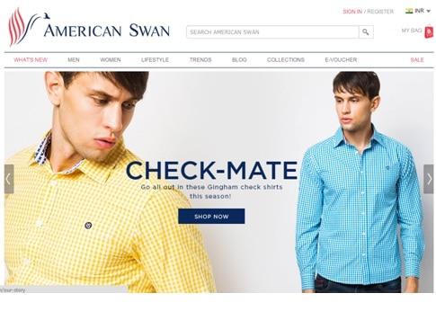 AmericanSwan Website