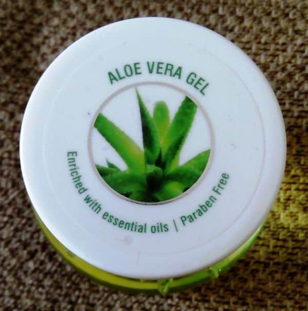 Aroma Treasure's Aloe Gel