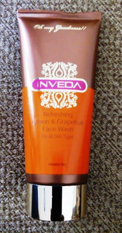 inveda face wash review
