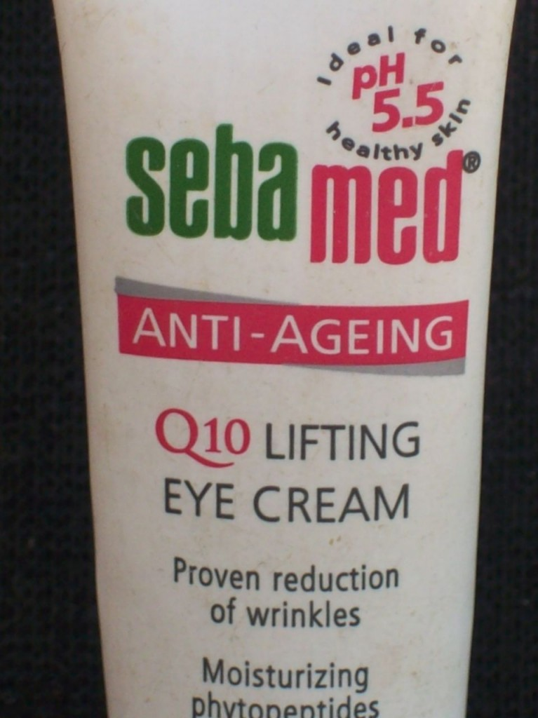 dermatologicaly and ophthalmologically tested eye cream