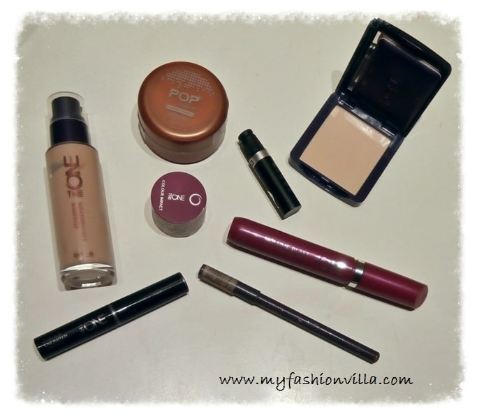 Makeup With Oriflame