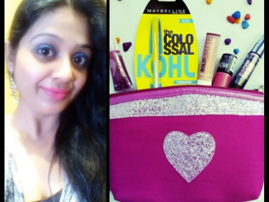 Look of the Day with Maybelline