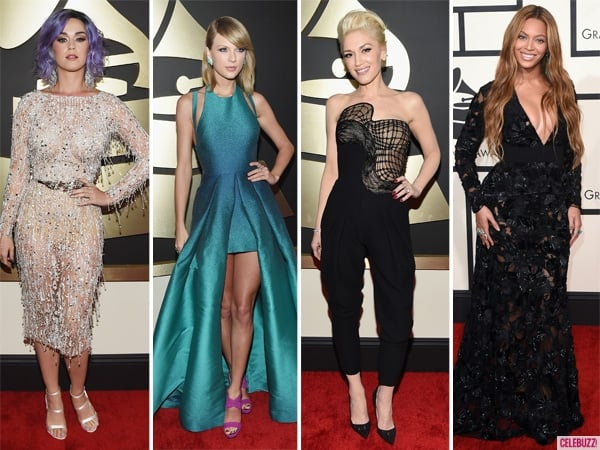 Who made it to the Best Dressed of Grammy 2015: Top 5 Red Carpet Looks