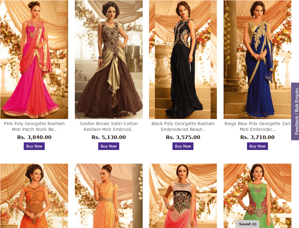 Evening Gowns Online