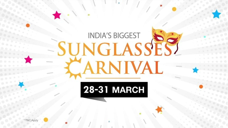 Lenskart Sunglasses Summer Carnival – Gear Up for the Shopping extravaganza