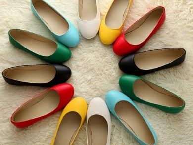 How to purchase Ballerina shoes